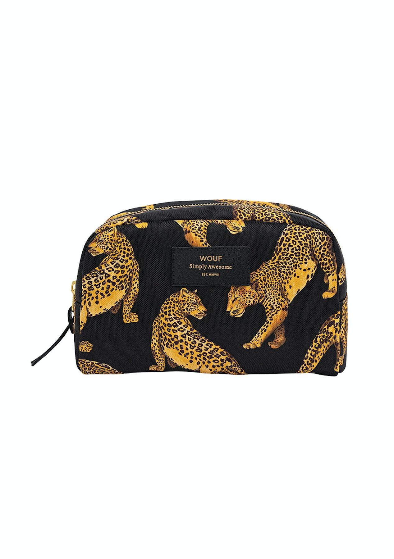 Wouf: Big Beauty Black Leopard