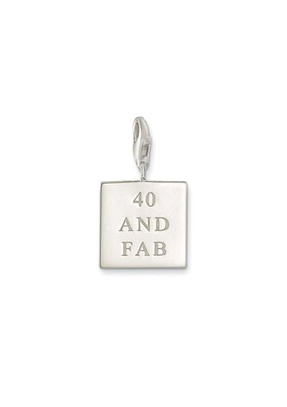 Thomas Sabo  - Charm Club - 40 And Fab