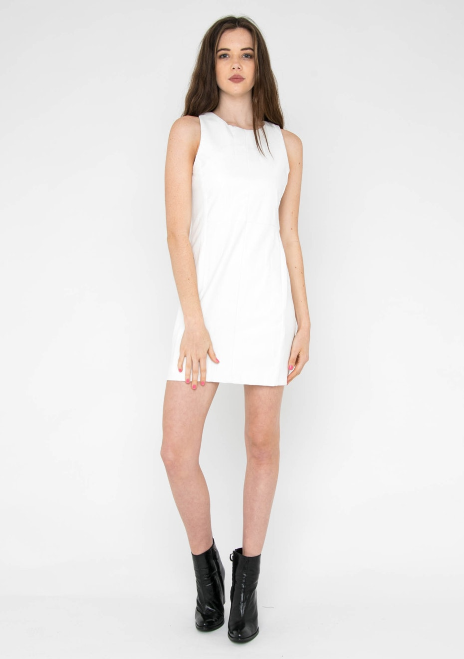 Jorge - Exceeder Dress - White