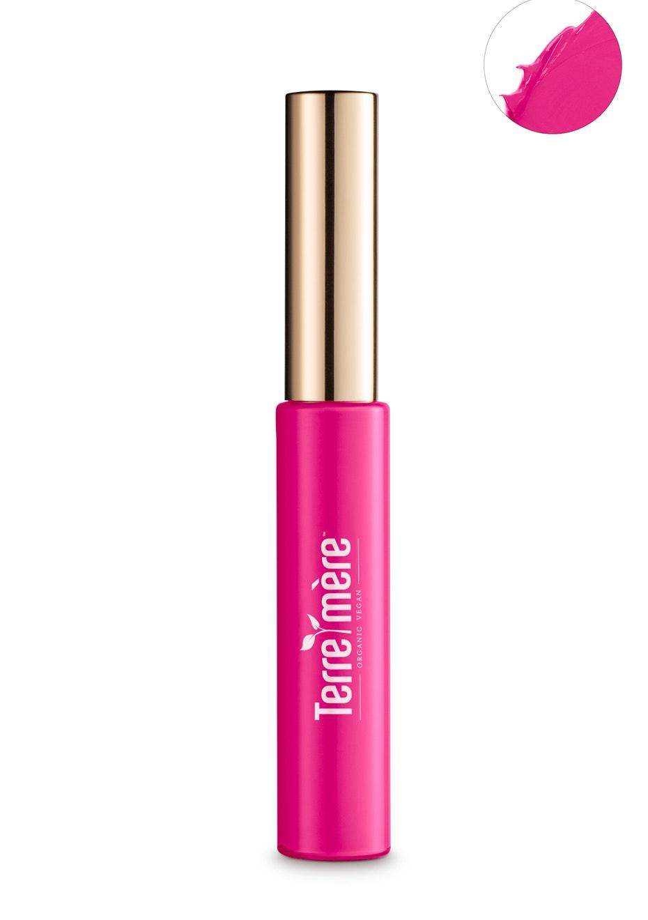 Terre Mere - Liquid Lip Cream - Fusion Pink