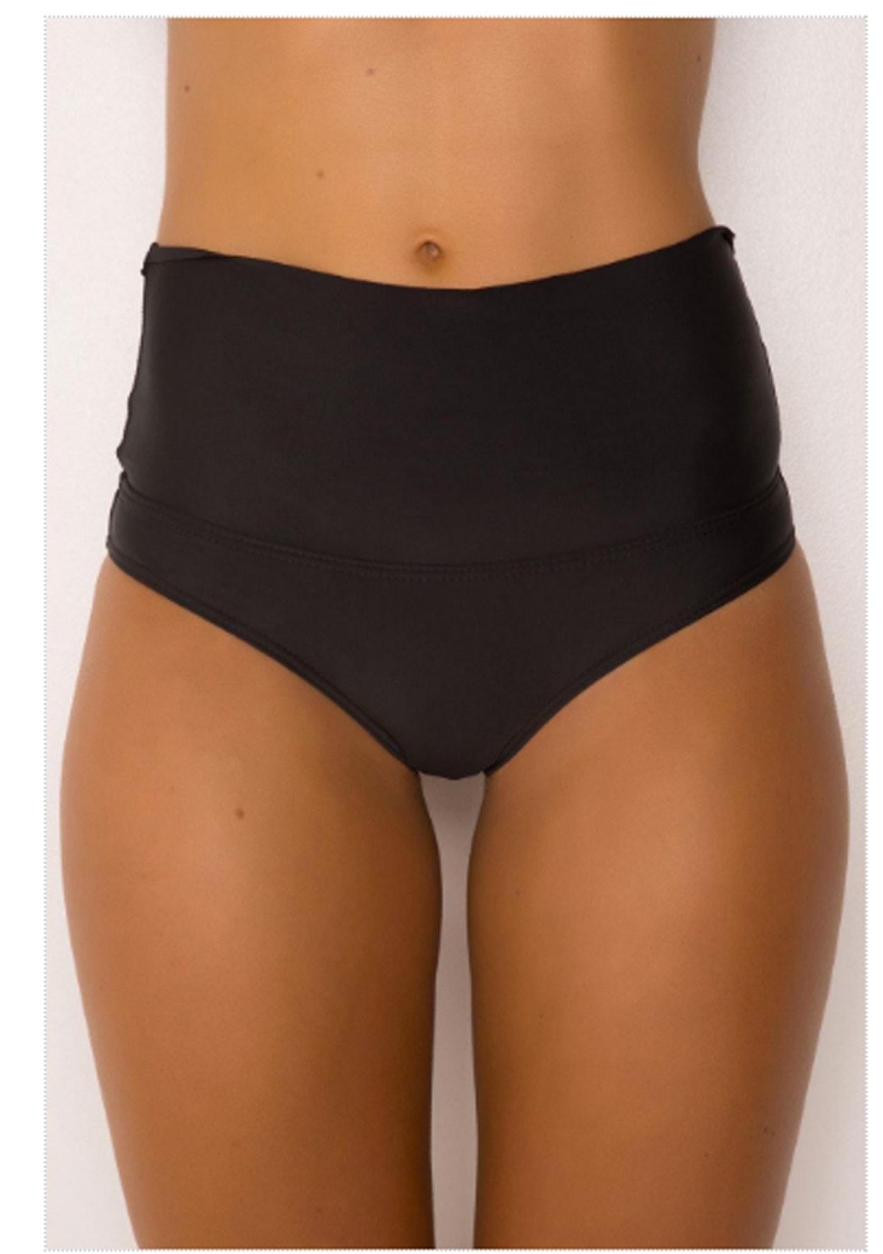 25f72a883a4e8 Sheridyn Swim - HIGH WAIST BIKINI BOTTOMS BLACK - Sheridyn Swimwear From   9.95 - Onceit
