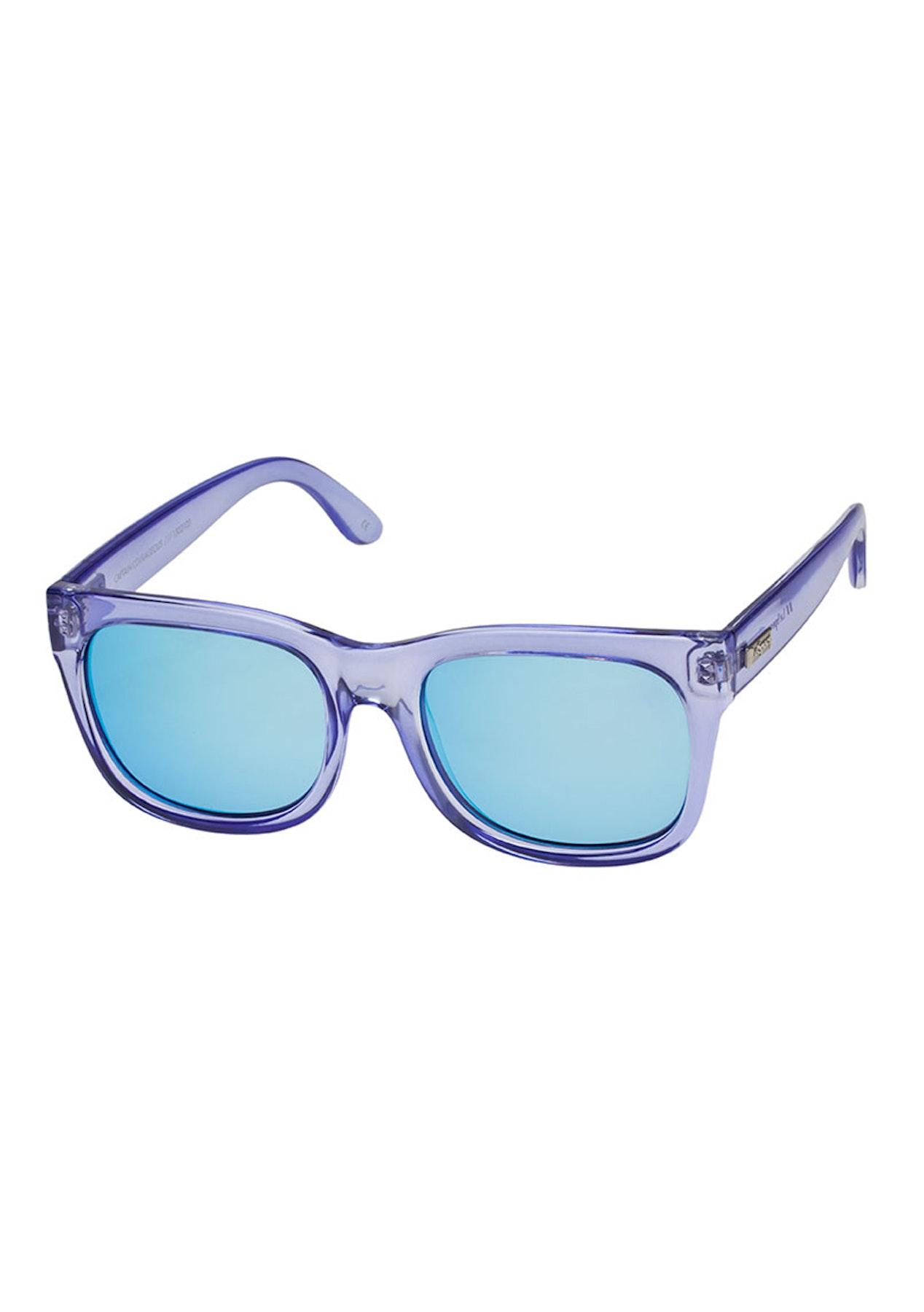 e706b64159b714 Le Specs - Captain Courageous 1502103 - Glacier Ice Blue Revo Mirror - Le  Specs - Onceit