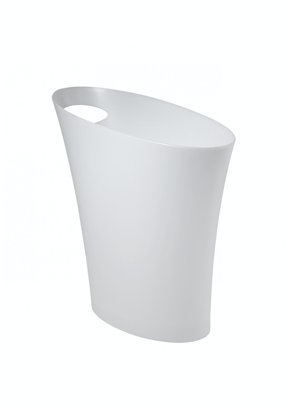Umbra - Skinny - Can - Metallic White