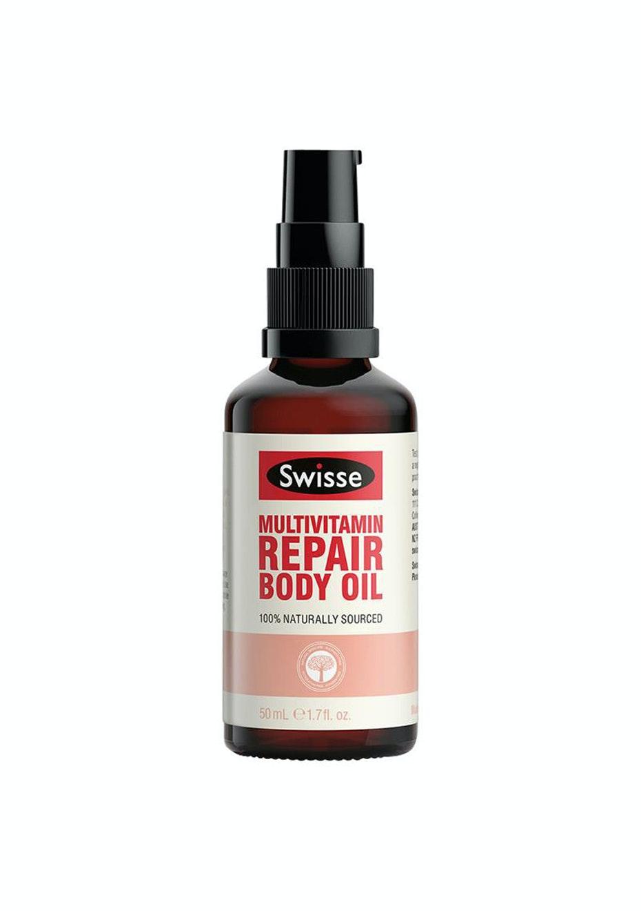 Swissee Multivitamin Repair Body Oil 50Ml