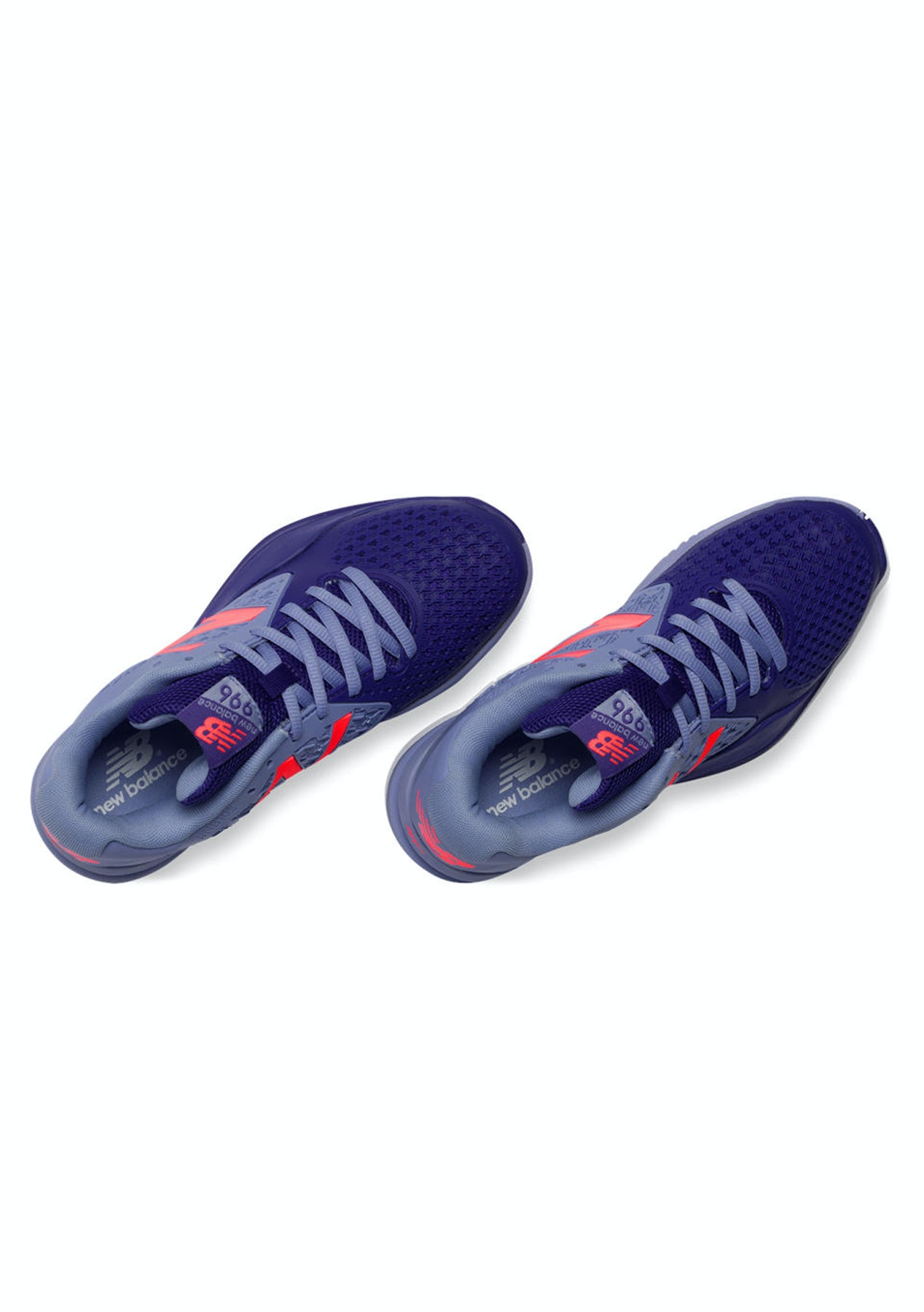 228793b48143 New Balance Womens- 996v2 - Spectral with Guava - Shoe Sell Out - Onceit