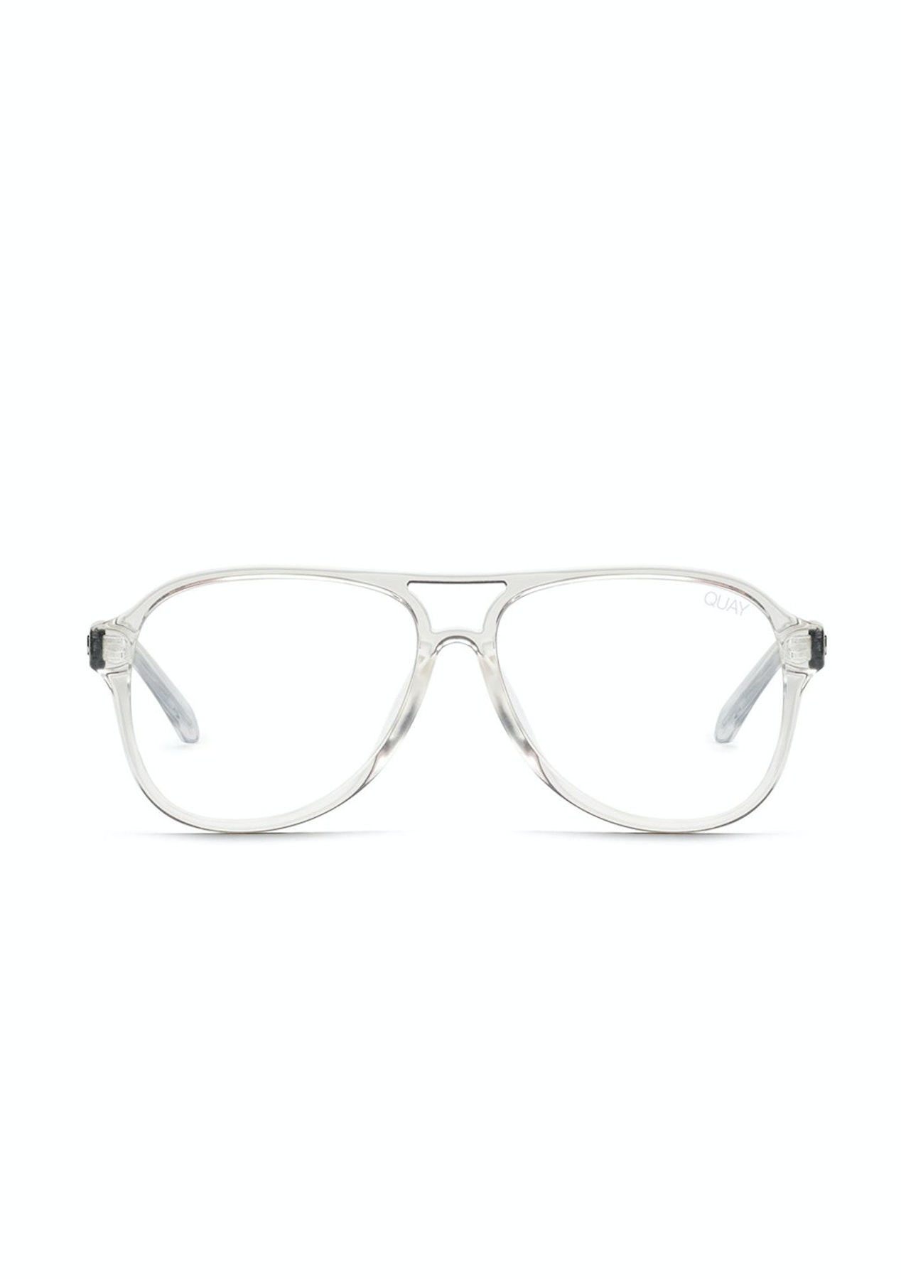 c0526a33d27 Quay Australia - Magnetic - Clear Clear Blue - Boxing Day Eyewear    Accessory Clearance - Onceit