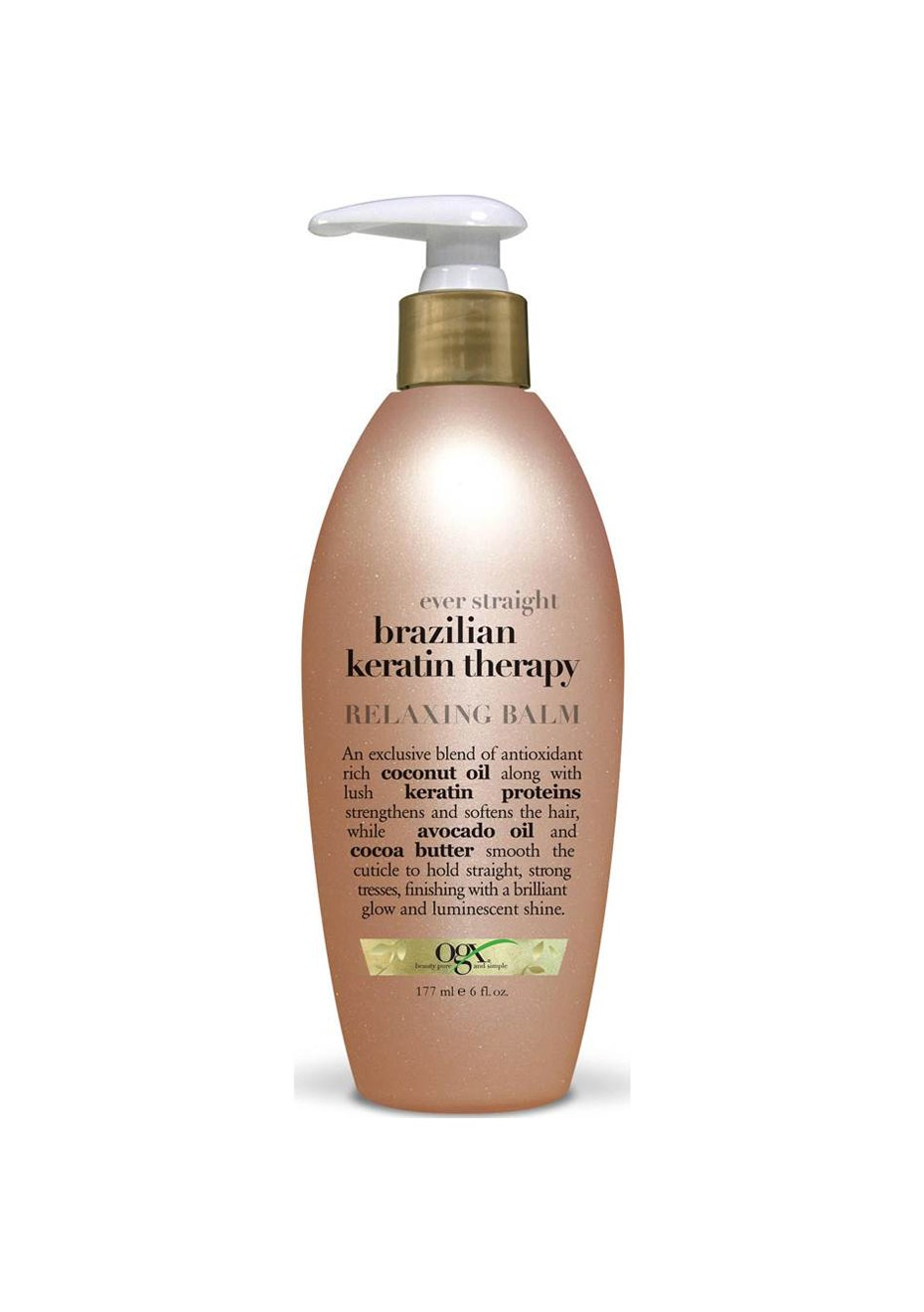 OGX Brazilian Keratin Therapy Relaxing Spray 177ml