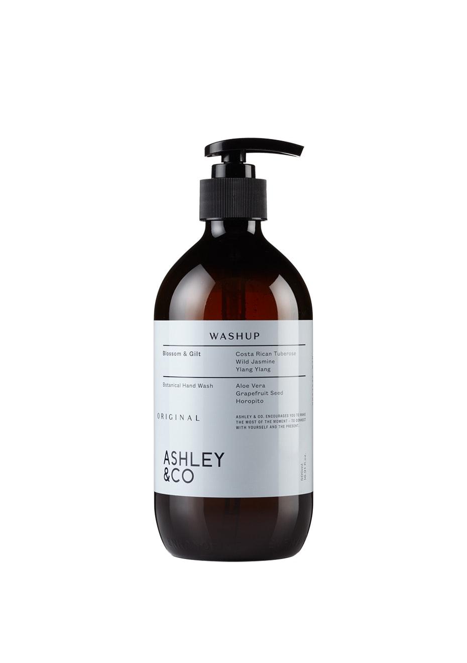 Ashley&Co. WashUp - Blossom & Gilt - 500ml