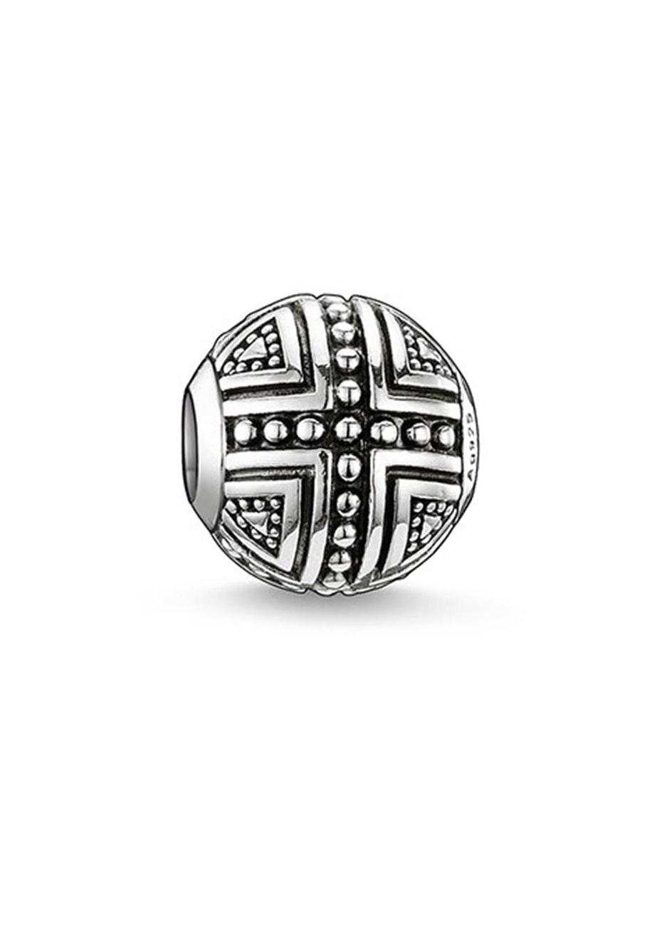 Thomas Sabo  - Karma Bead - Oxidised Cross