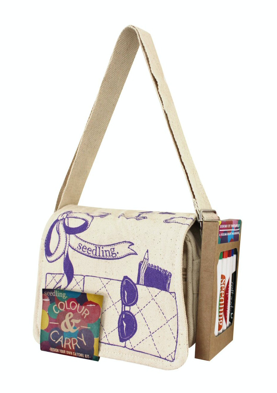Seedling - Colour and Carry Satchel