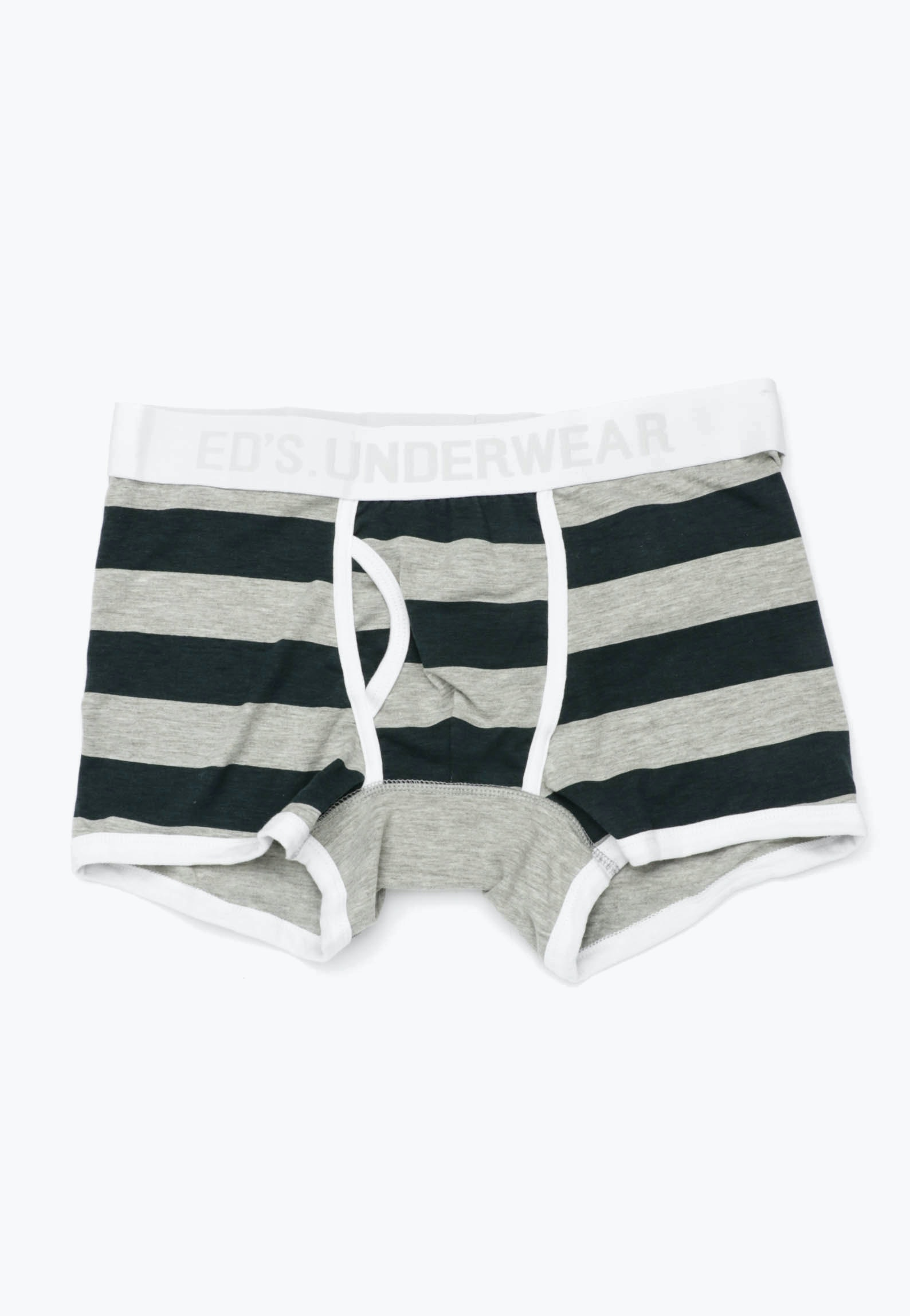 Ed's - 2 Pack Mens Trunks - MarleStripe