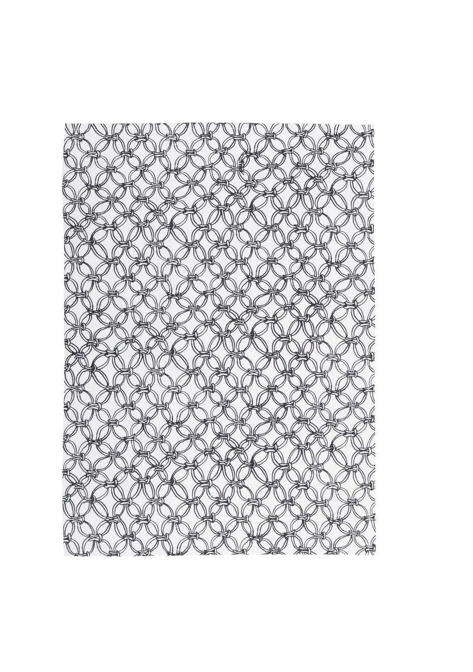 General Eclectic - Macrame Tea Towel