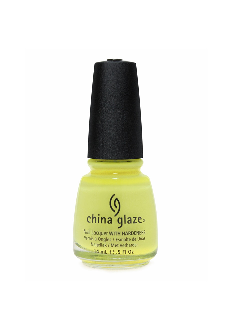 China Glaze Island Escape Collection #965 ELECTRIC PINEAPPLE