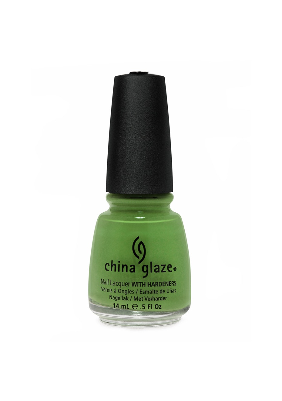China Glaze Electropop Collection #1033 GAGA FOR GREEN