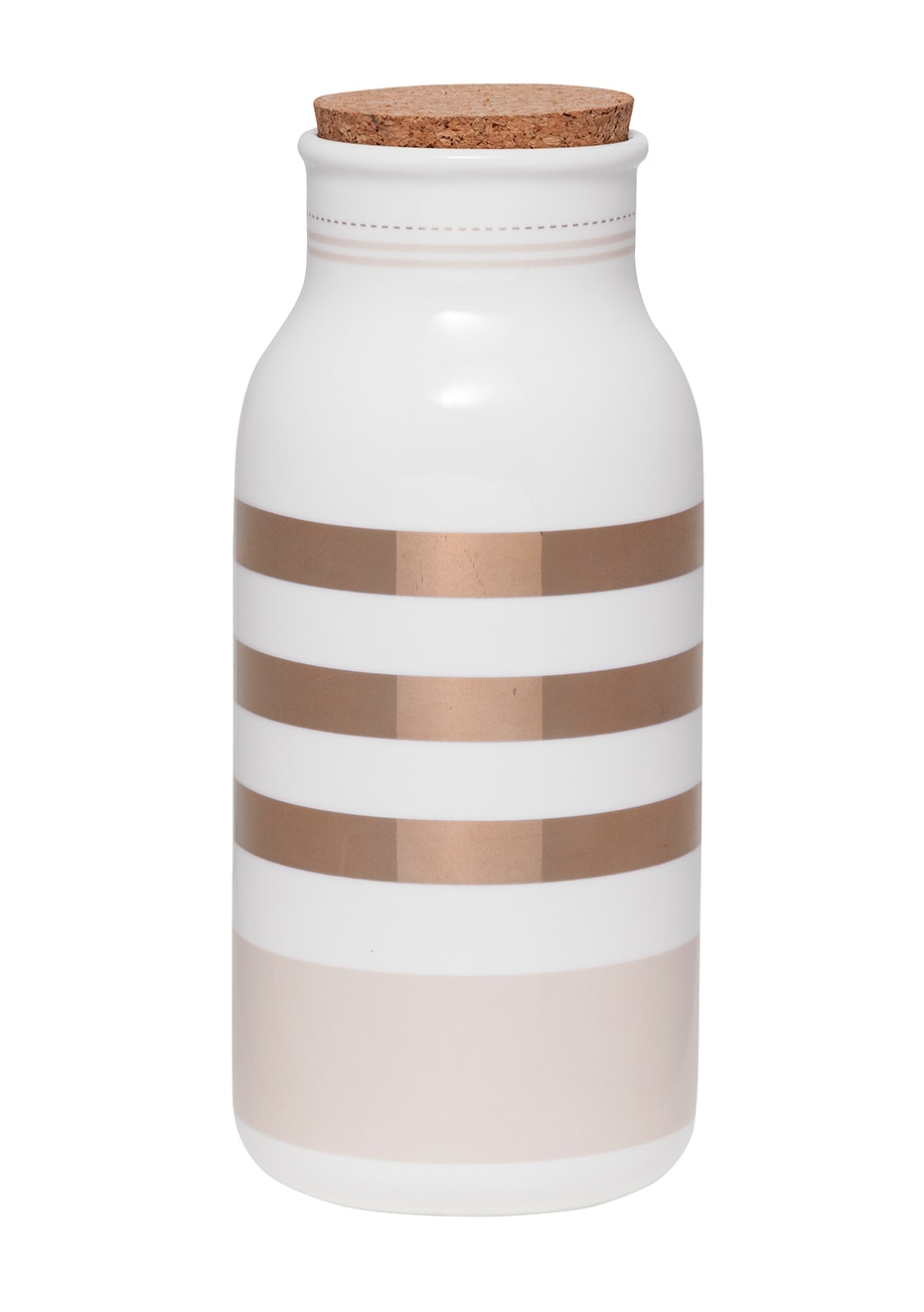 General Eclectic - Gold & Blush Bottle Lge