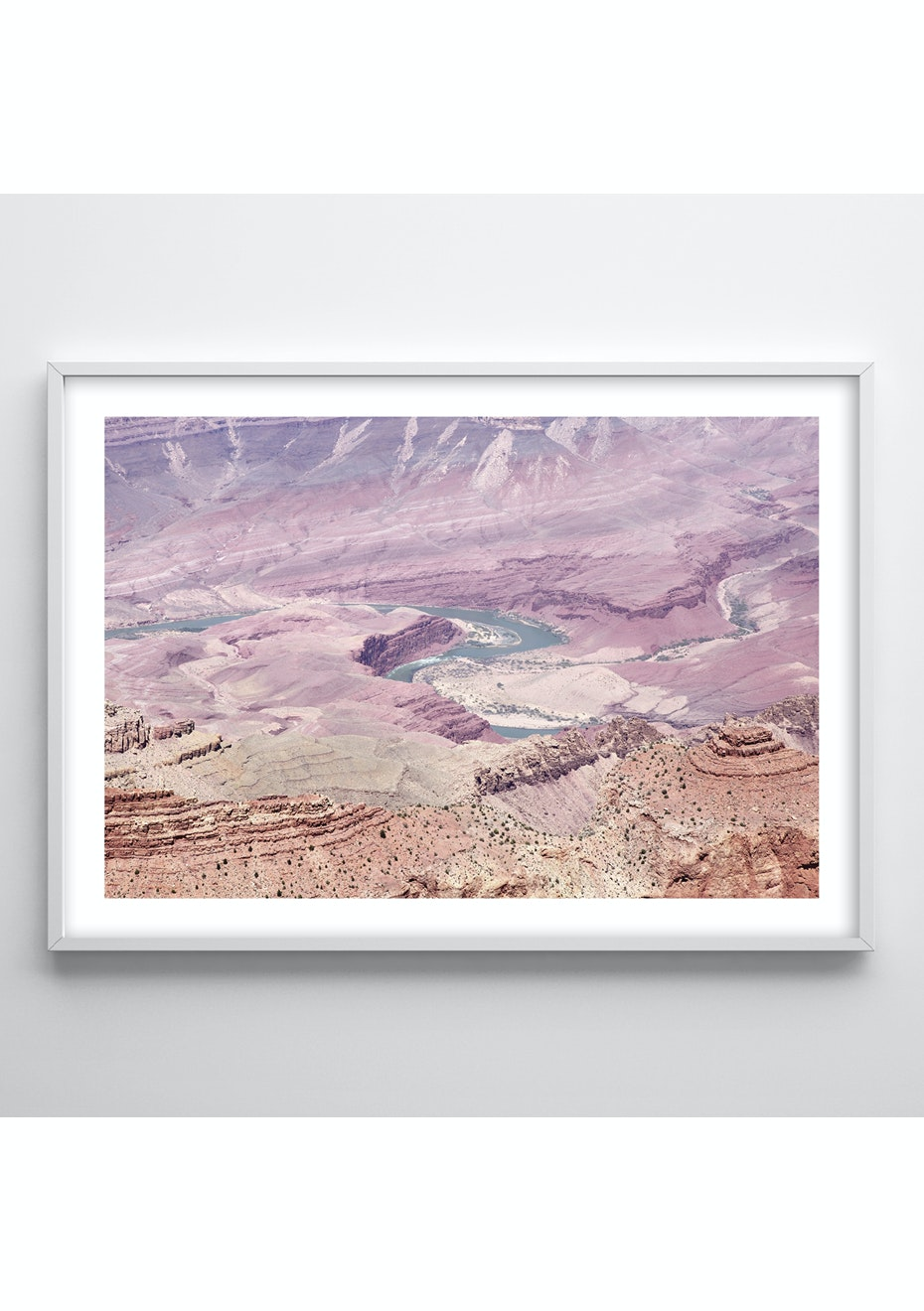 Simply Creative - Canyon - A1 Colour Print