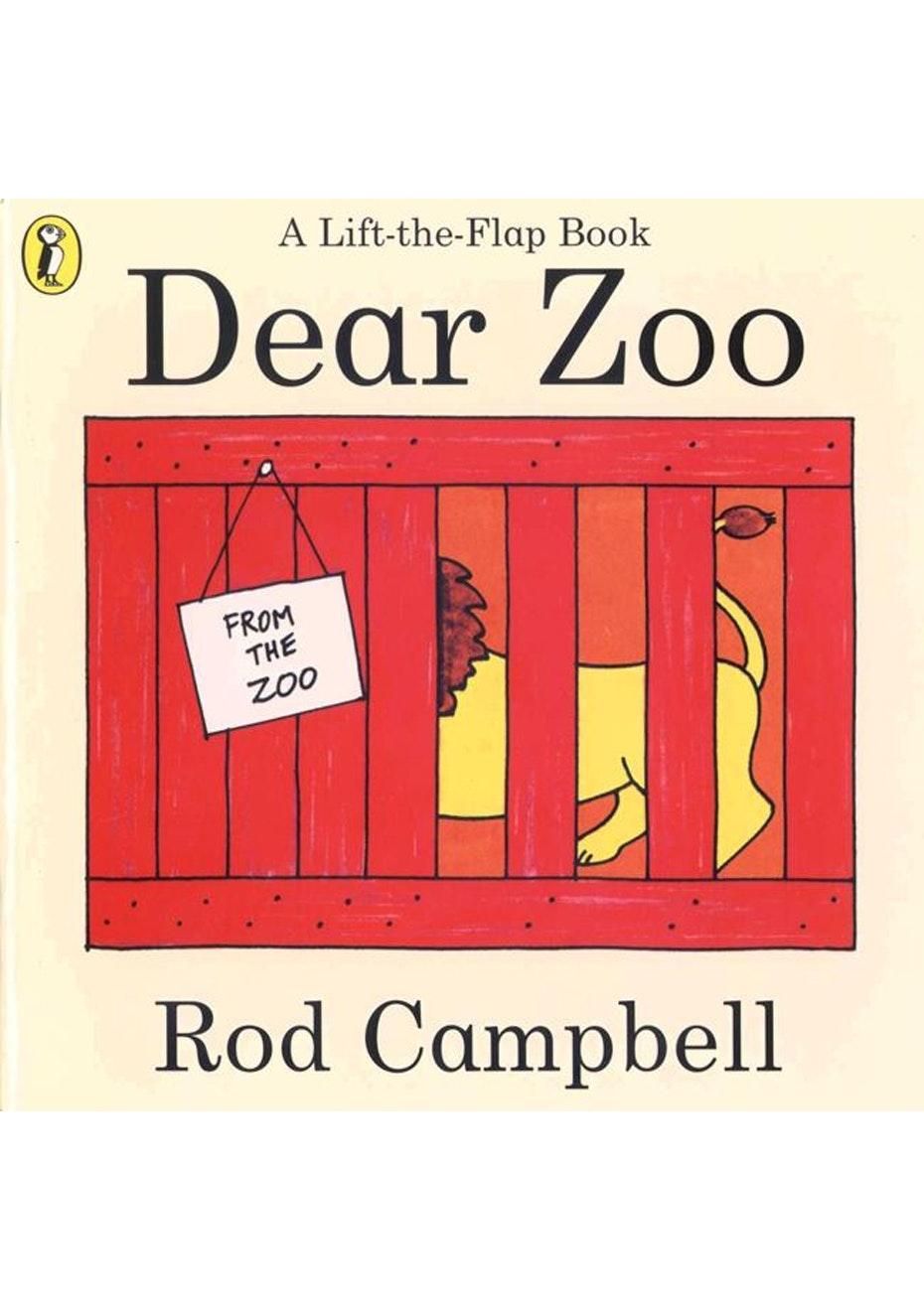 Dear Zoo, by Rodney Campbell