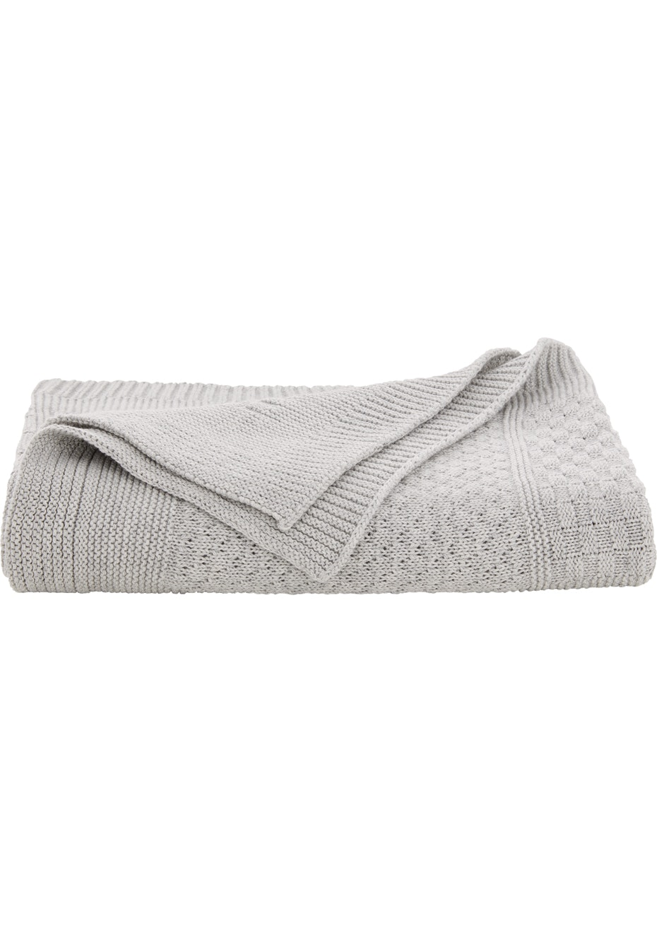 Sheridan - Pembrooke - Cot Blanket - 85cm x 115cm - Marle