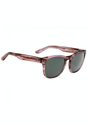 38e9685c7f7ab SPY Beachwood Sunglasses - Pink Smoke - Happy Grey Green