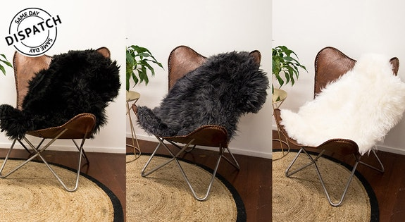 $69 Sheepskin Wool Rugs