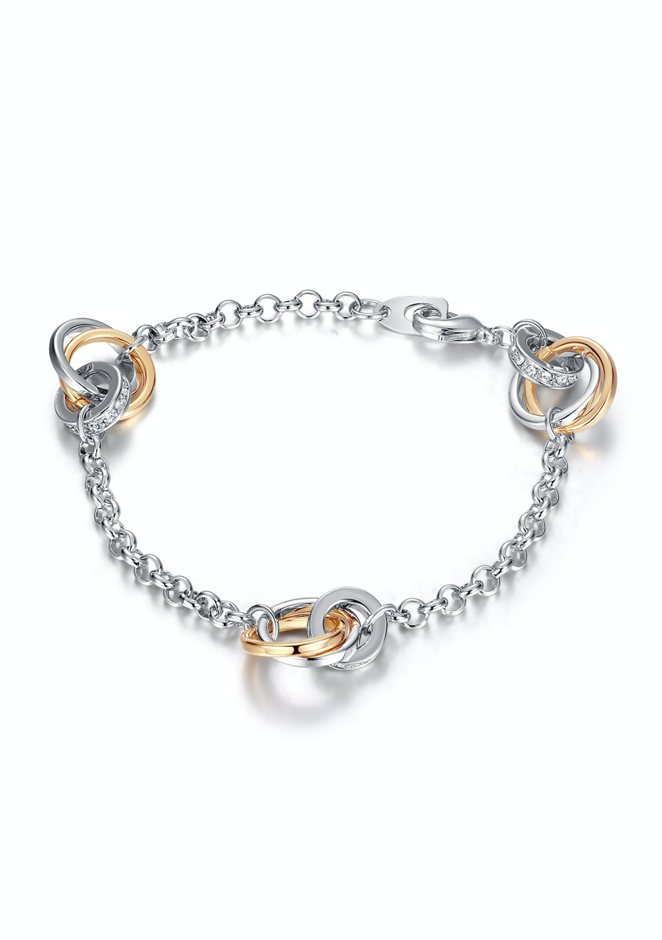 Bracelet Ft Swarovski Elements
