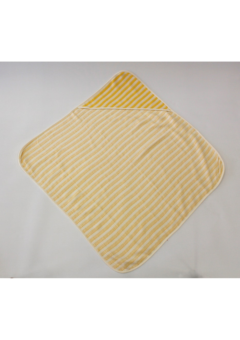 Orion Yellow Hooded Baby Towel