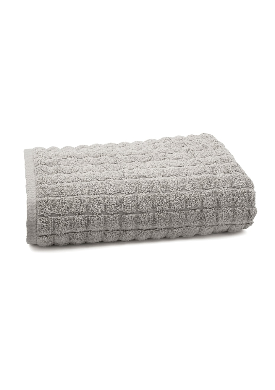 Conran Soho Bath Sheet Ash