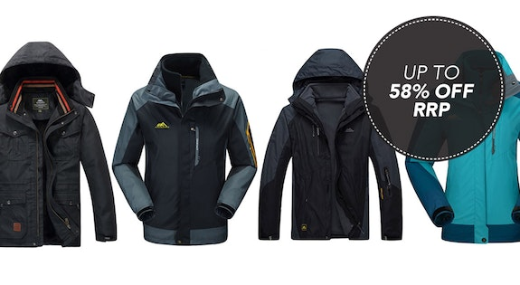 Image of the '2 in 1 Waterproof Jackets' sale