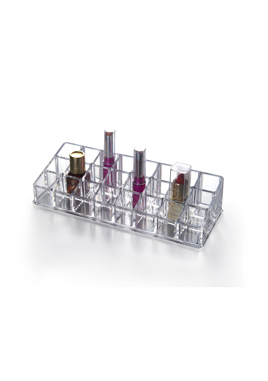 Cosmetic Organizer - 24 Lipstick Holder