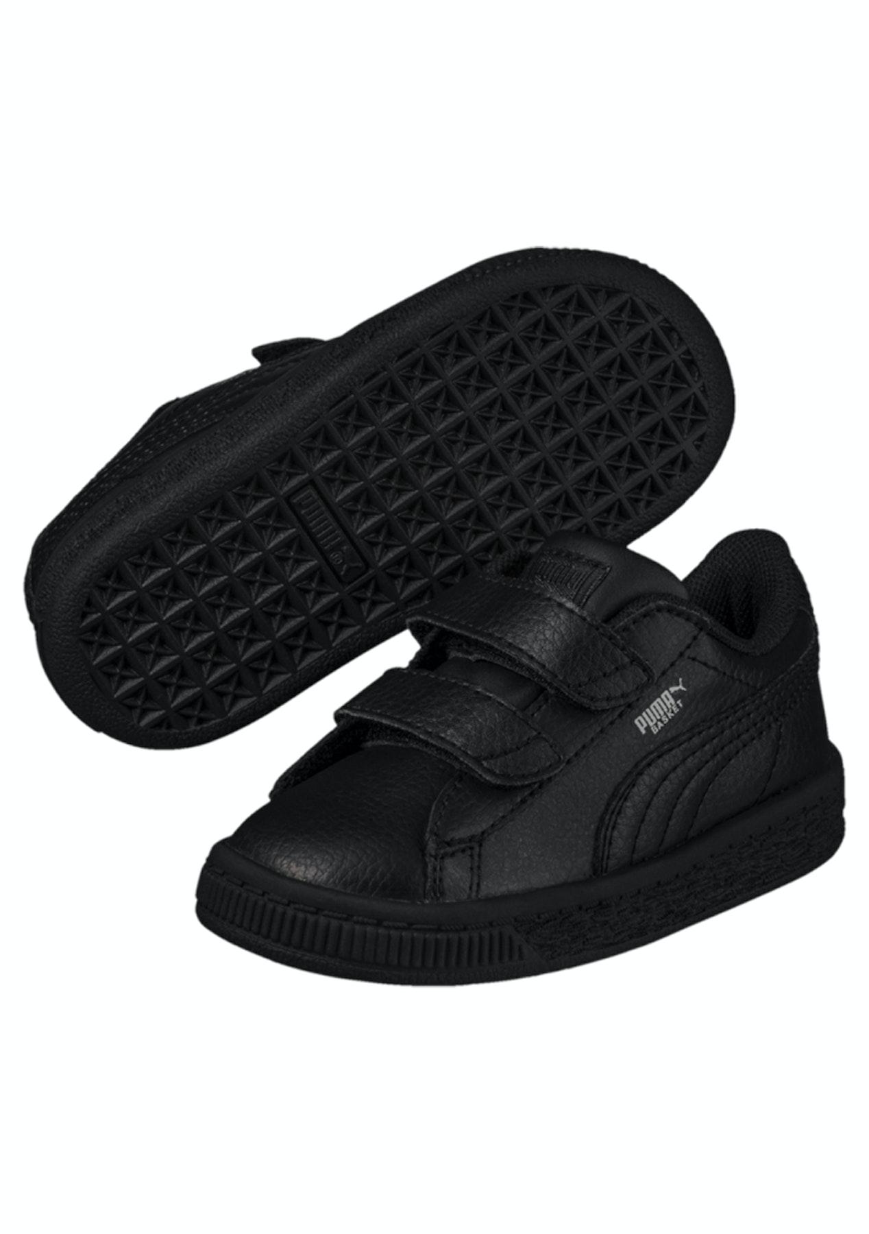 7e9e8a5137 Puma Kids - Basket Classic - Black