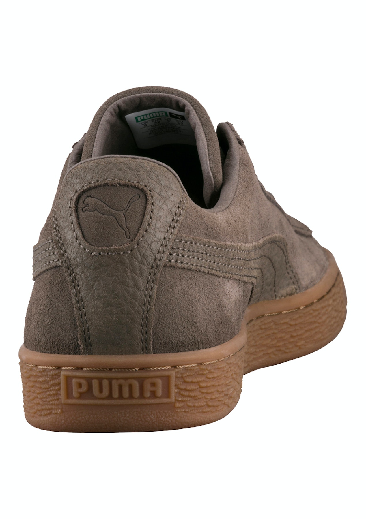 buy online a1235 9cacb Puma Mens - Suede Classic Natural Warmth - Tan