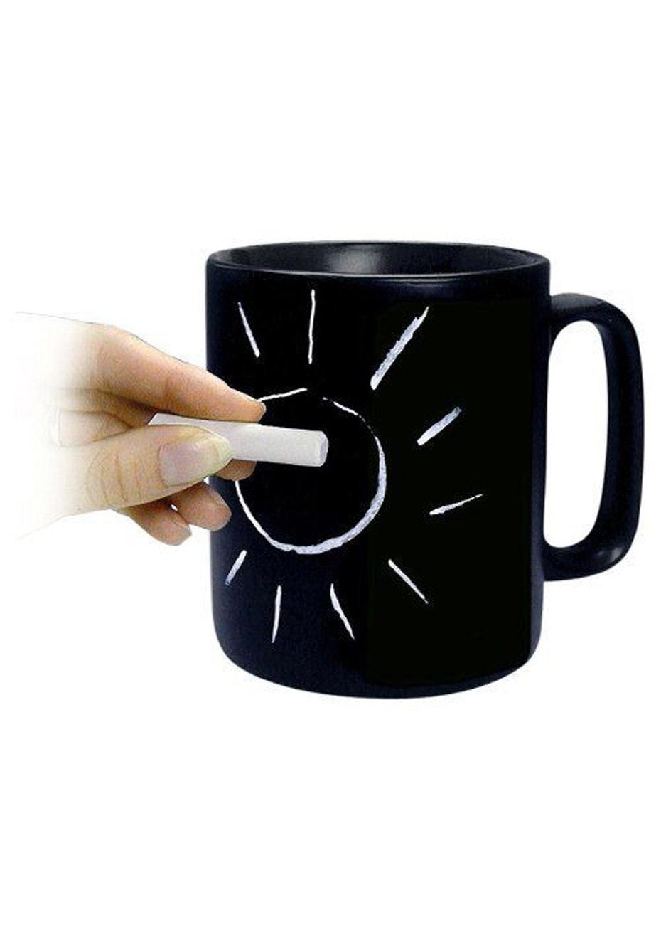 Könitz Chalk Talk Coffee Mug Gift Box
