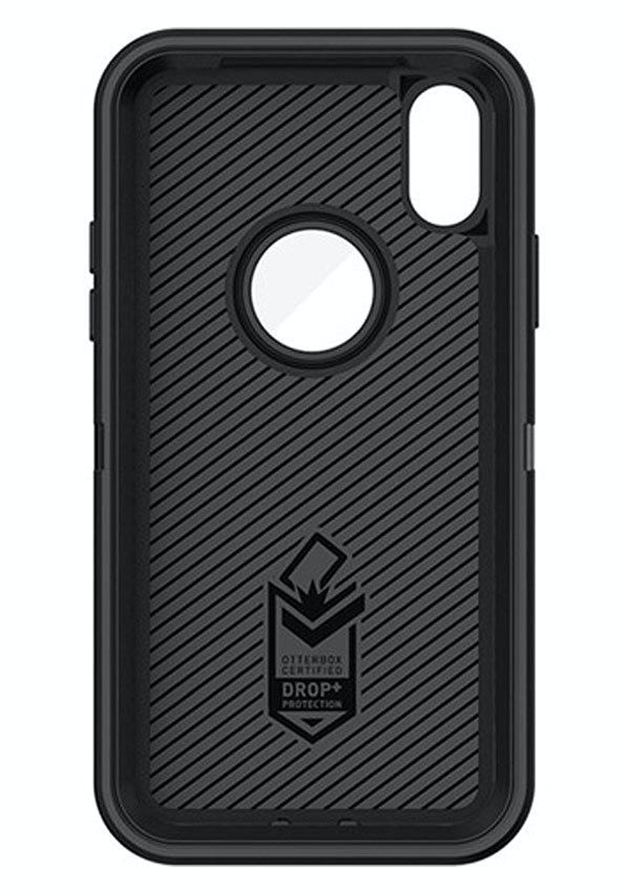 san francisco dbbdd 8f9dc Genuine Apple iPhone X OtterBox Defender Rugged Case w/ Belt Clip /  Kickstand - Black