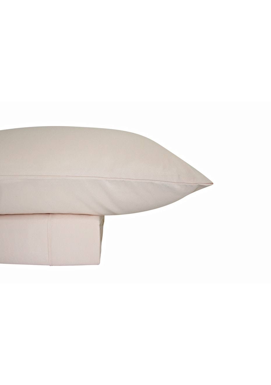 Thermal Flannel Sheet Sets - Sand - King Single Bed