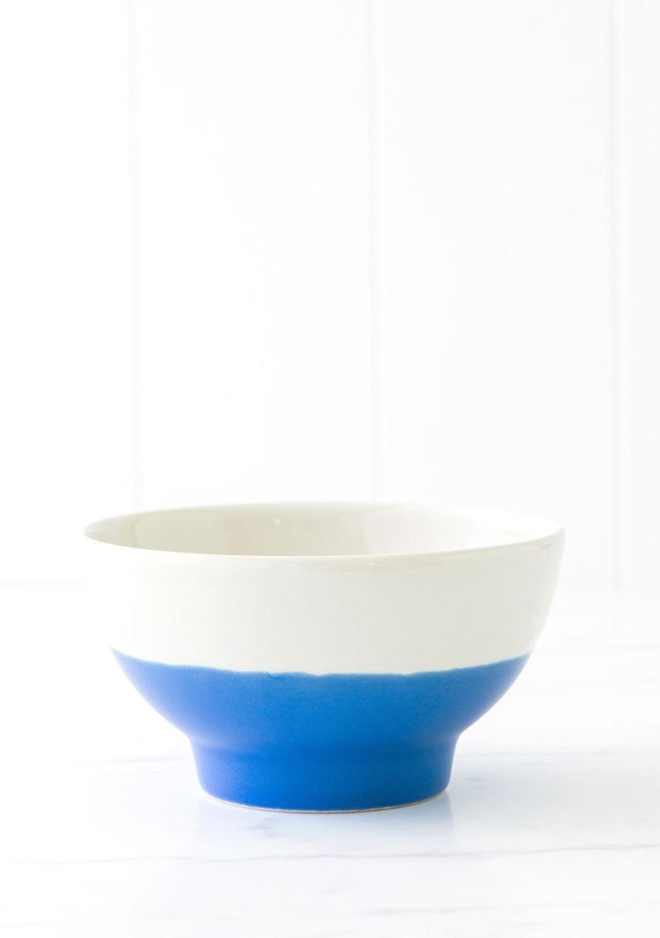 Nest - Tides Breakfast Bowl Sapphire