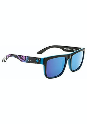 921eb0b058b46 SPY Sunglasses Discord - Ken Block 2015 - Happy Bronze w Light Blue Spectra