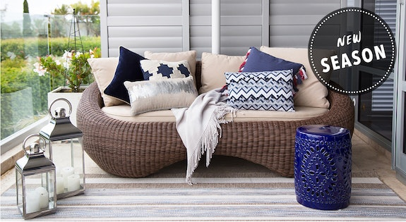 New Season Indoor & Outdoor Rugs