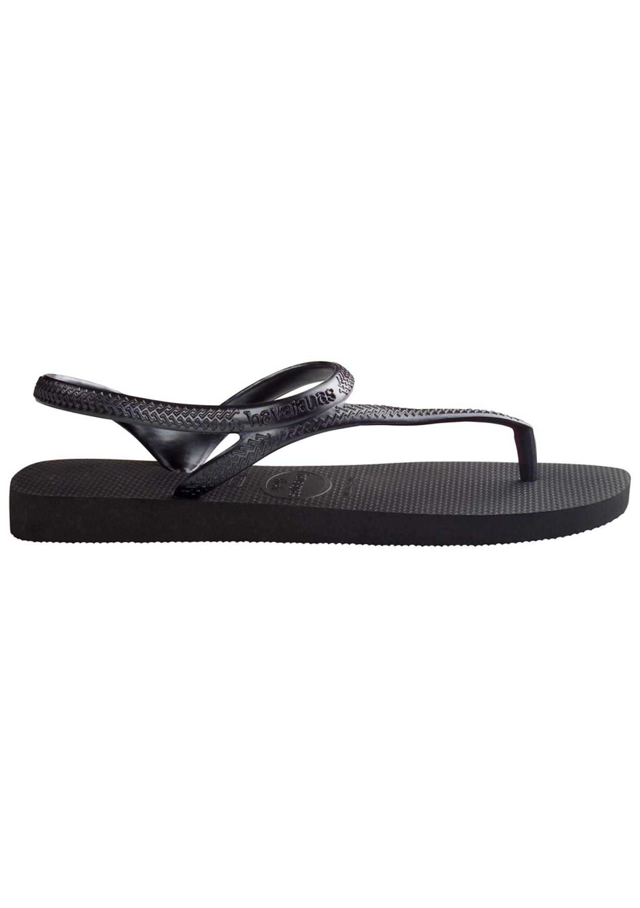 8a9b80f888580 Havaianas - Flash Urban - Black - Havaianas for the Family from  10 - Onceit