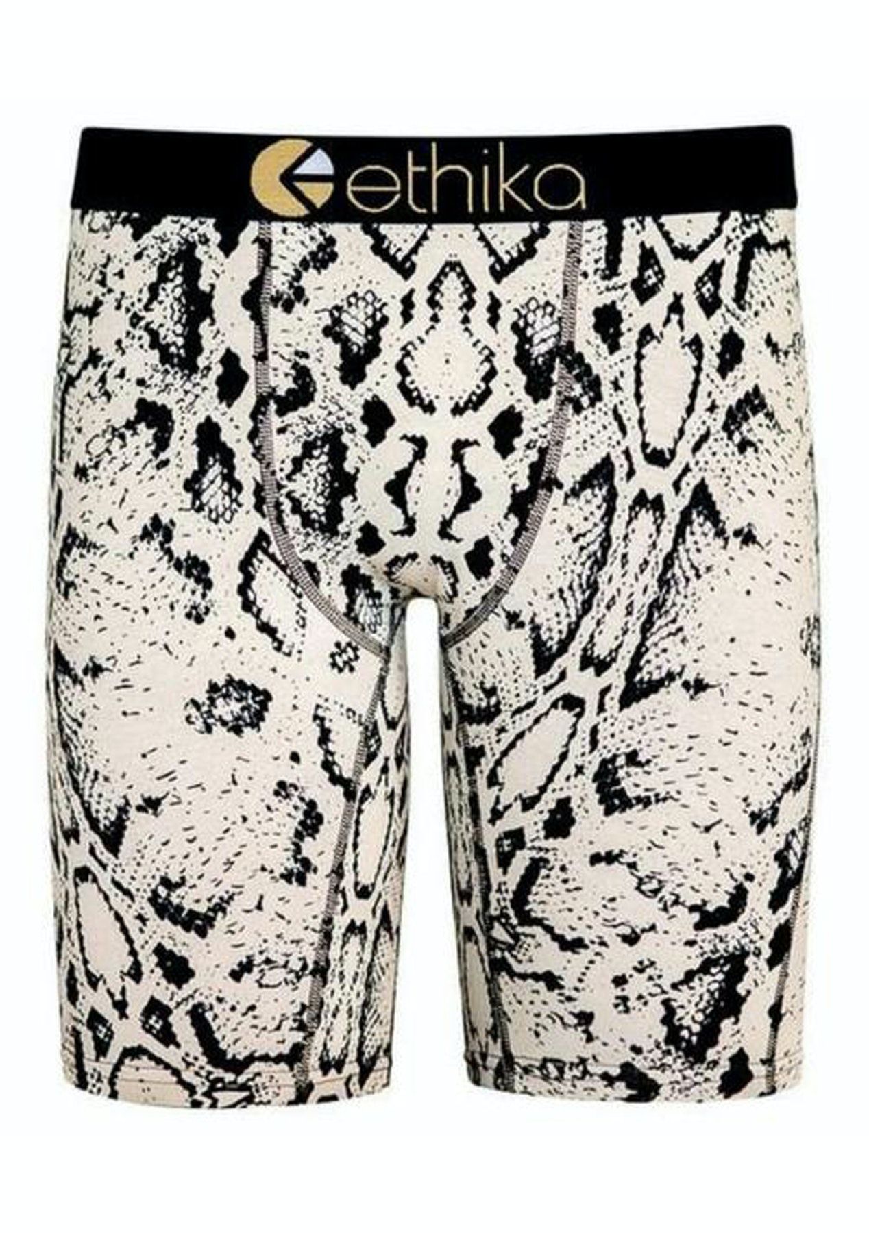 840643dbc8 Ethika Mens - Snake Me Staple - Free Shipping Ethika Underwear up to 55% off  - Onceit