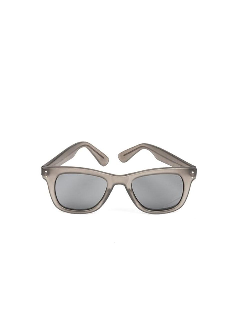 Komono Allen Sunglasses Frost Grey wylaM