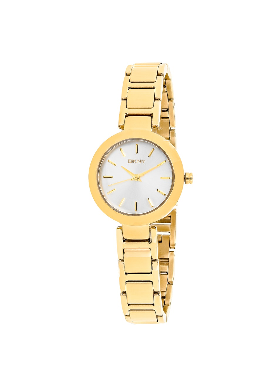 DKNY Women's Stanhope - Silver/Gold