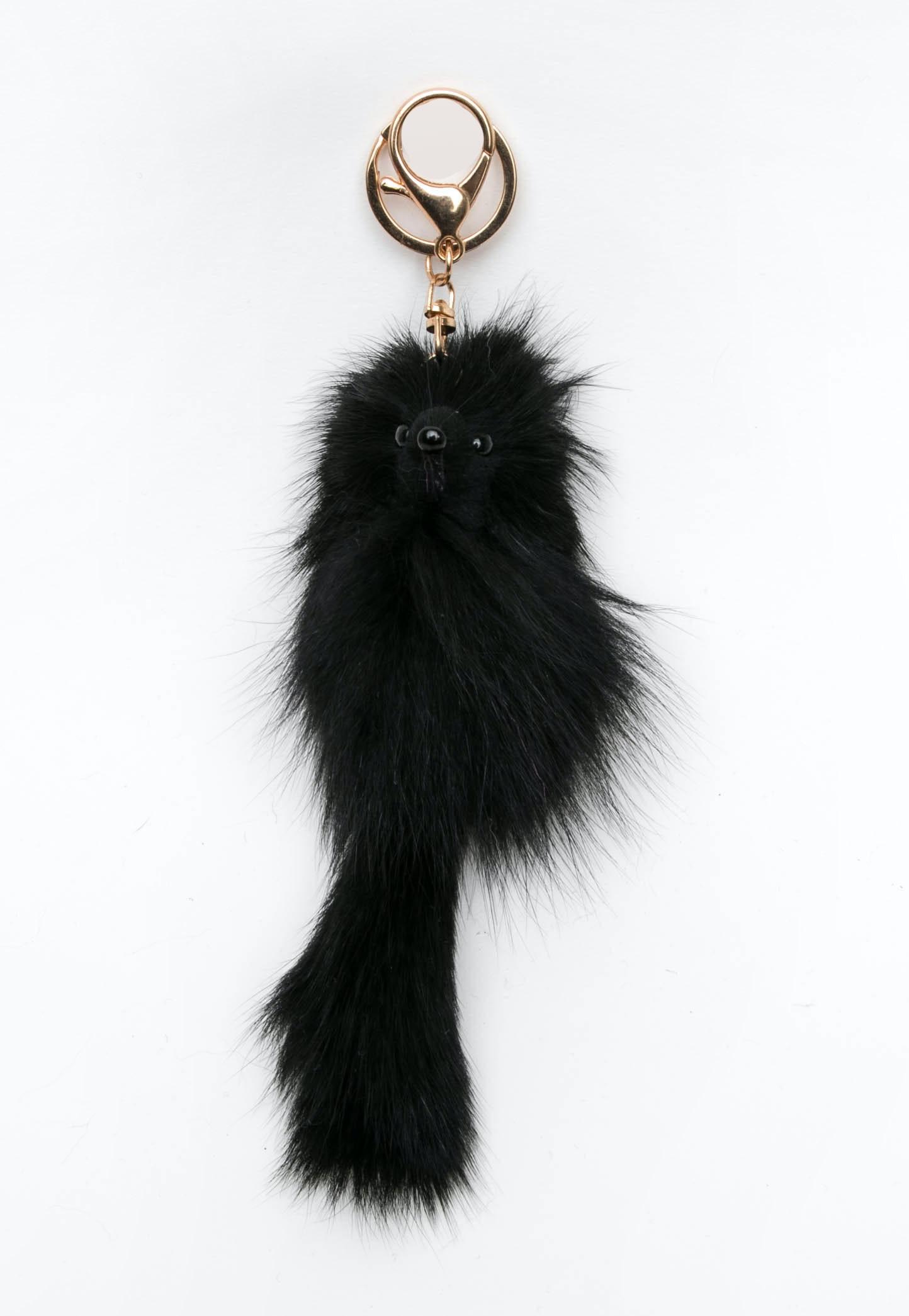 Fur Foxy - Black