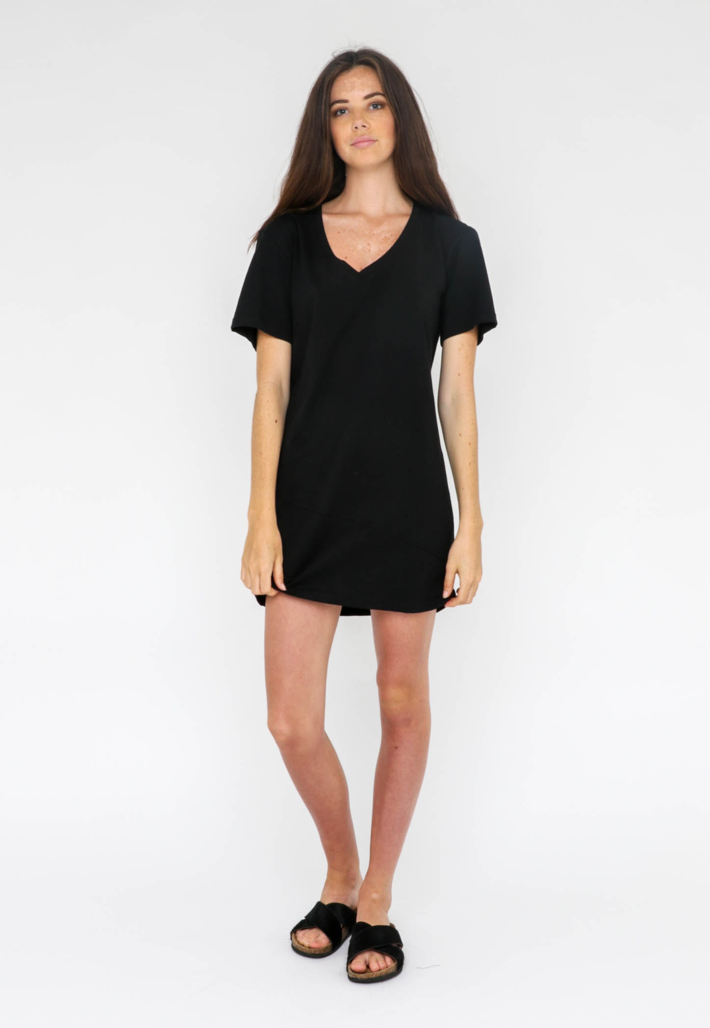 Silent Theory - Evolution Dress - Black
