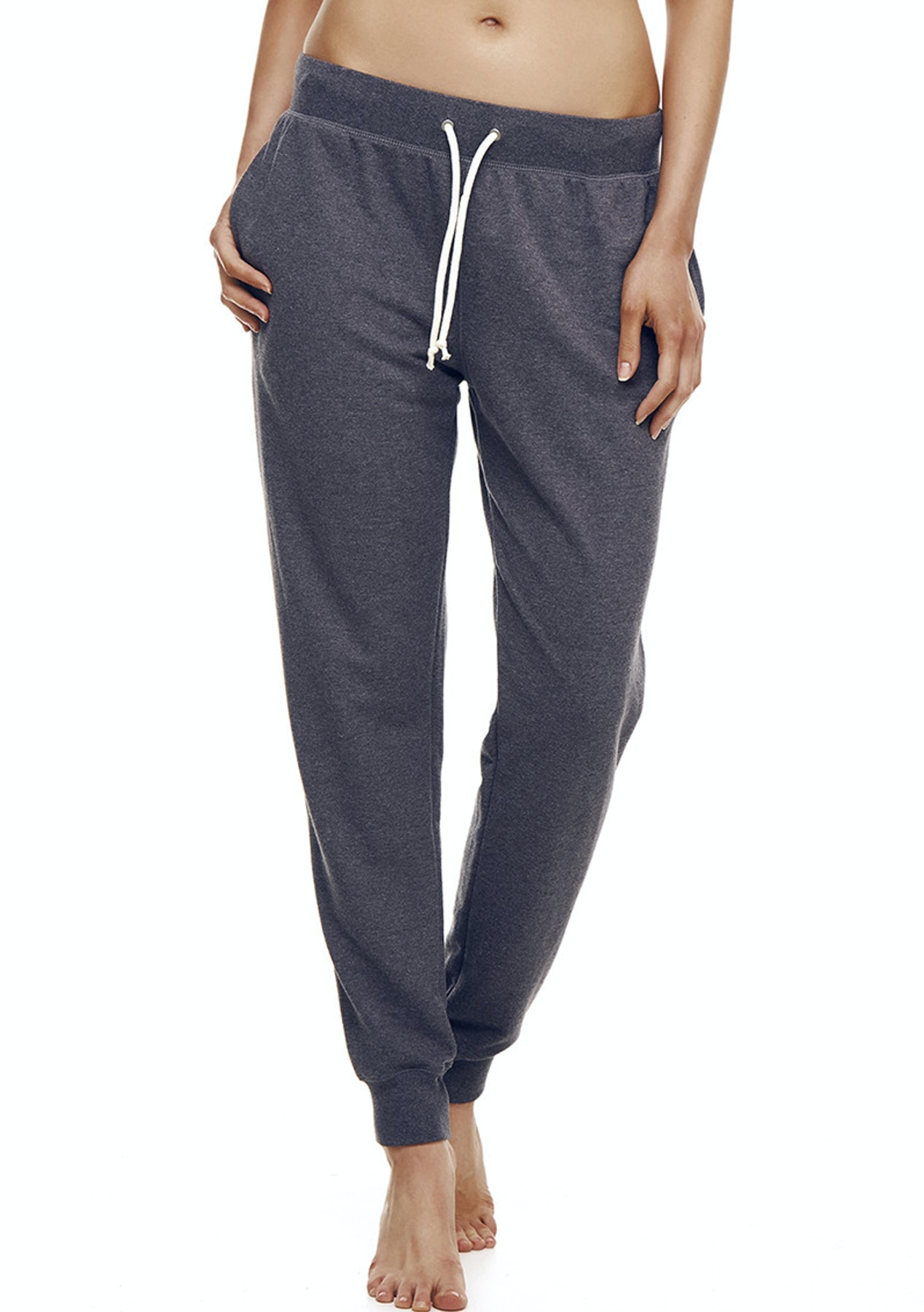 824d2c815 Champion Womens - French Terry Jogger - Granite Heather - Champion   Bonds  Activewear Under  50 - Onceit