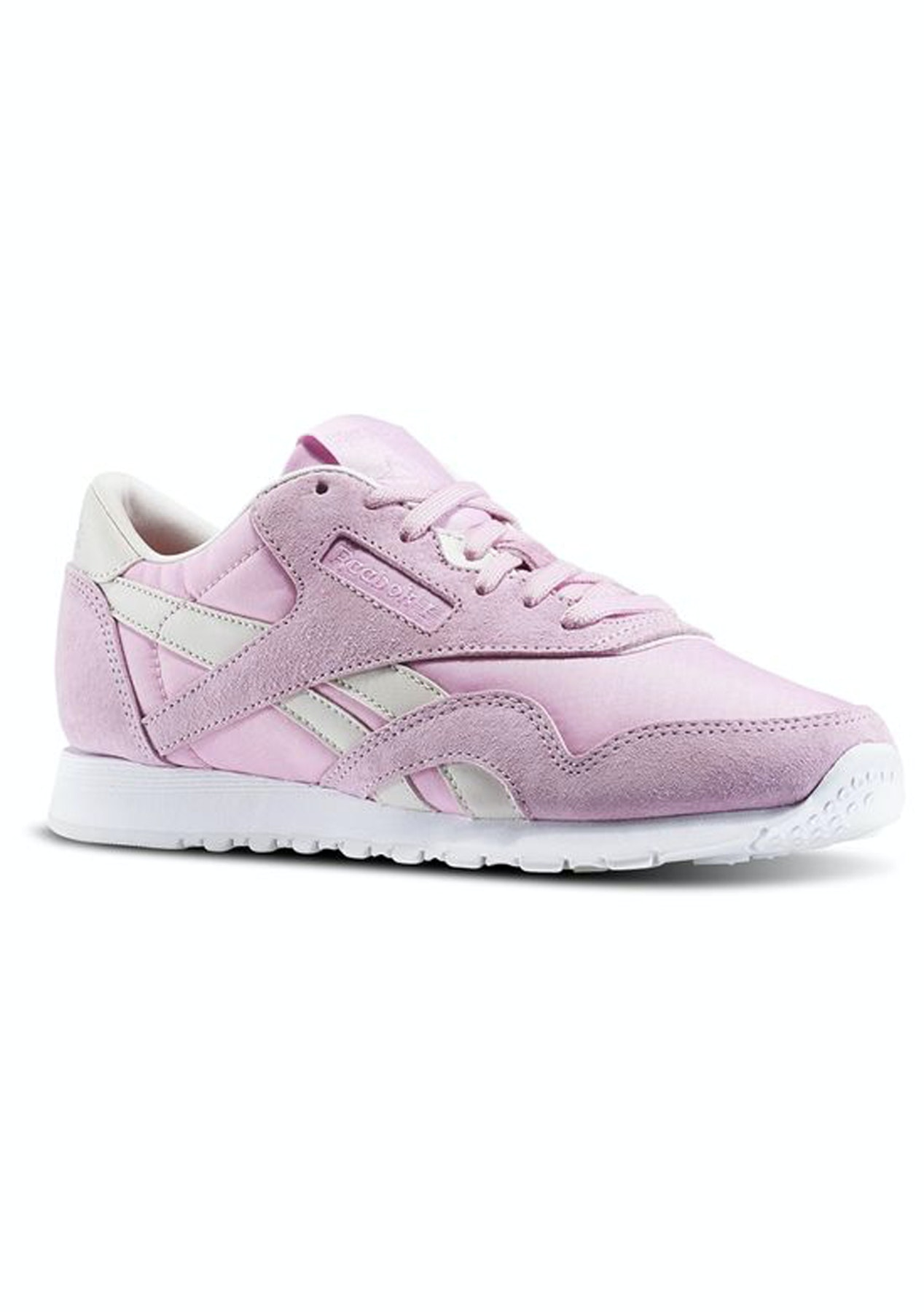 655246a33e8 Reebok Womens - Cl Nylon X Face - Vision Kindness - Last Ones  Shoes   Bags  - Onceit