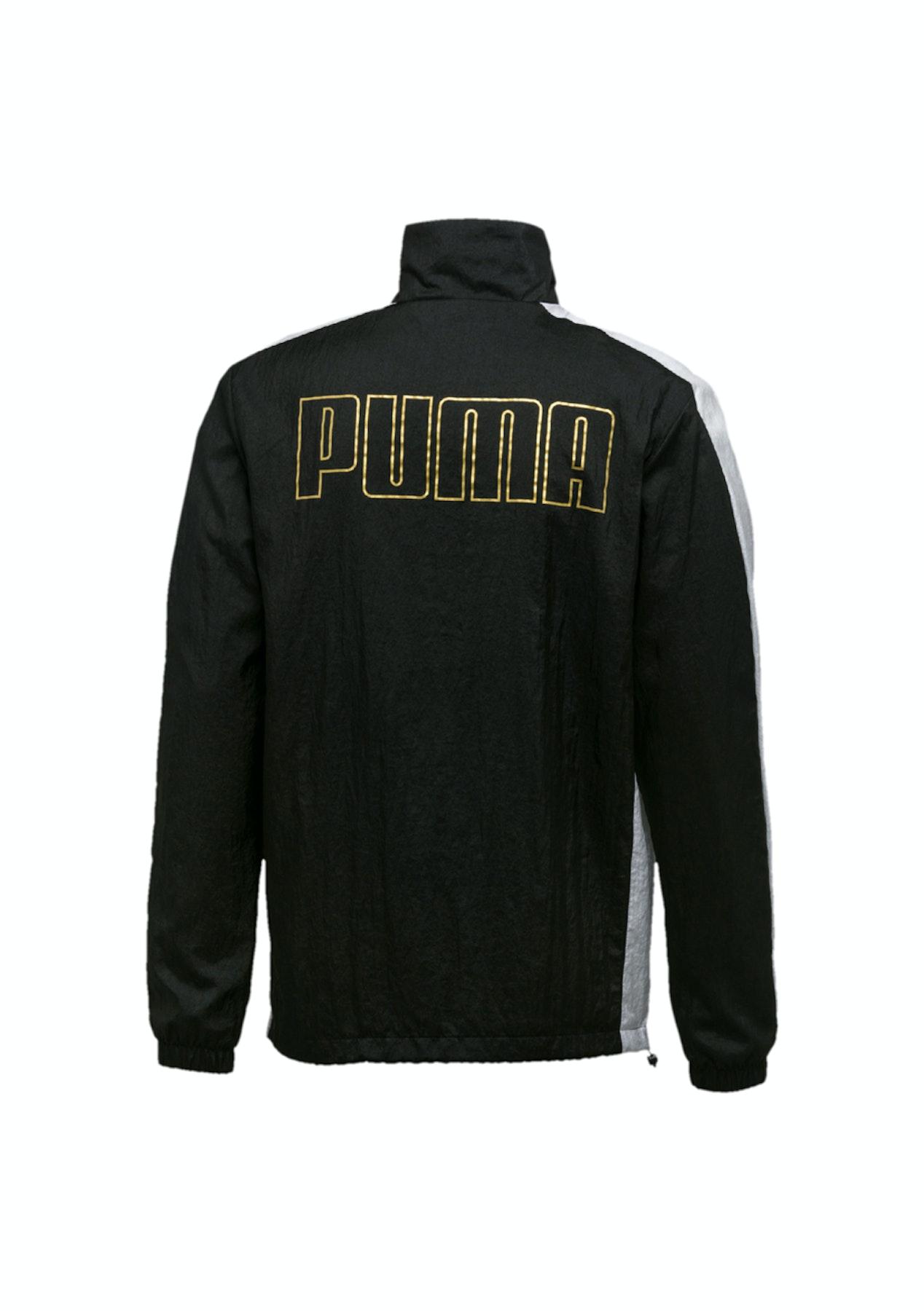 50a3d6877bfa Puma - Men s T7 Bboy Track Jacket - Black White - Big Brand Mens Outlet -  Onceit