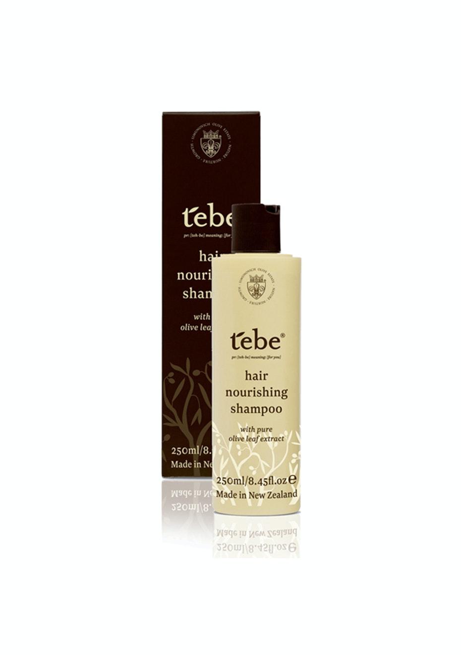 Tebe Hair Moisturising Shampoo