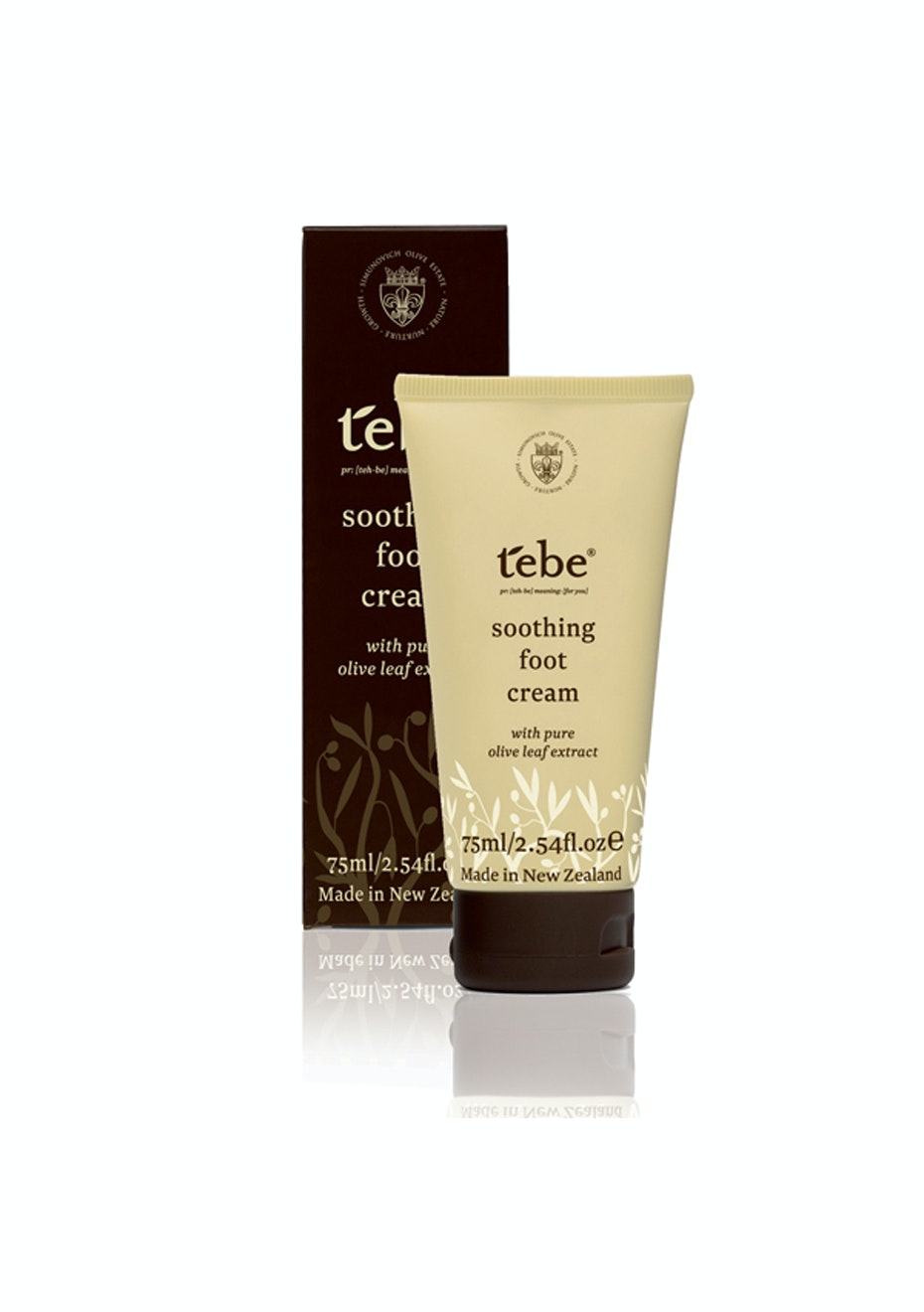 Tebe Soothing Foot Cream