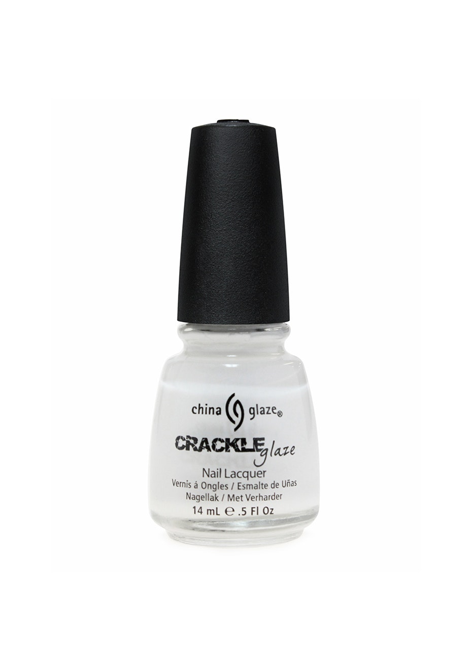 China Glaze Crackle Collection #978 LIGHTENING BOLT