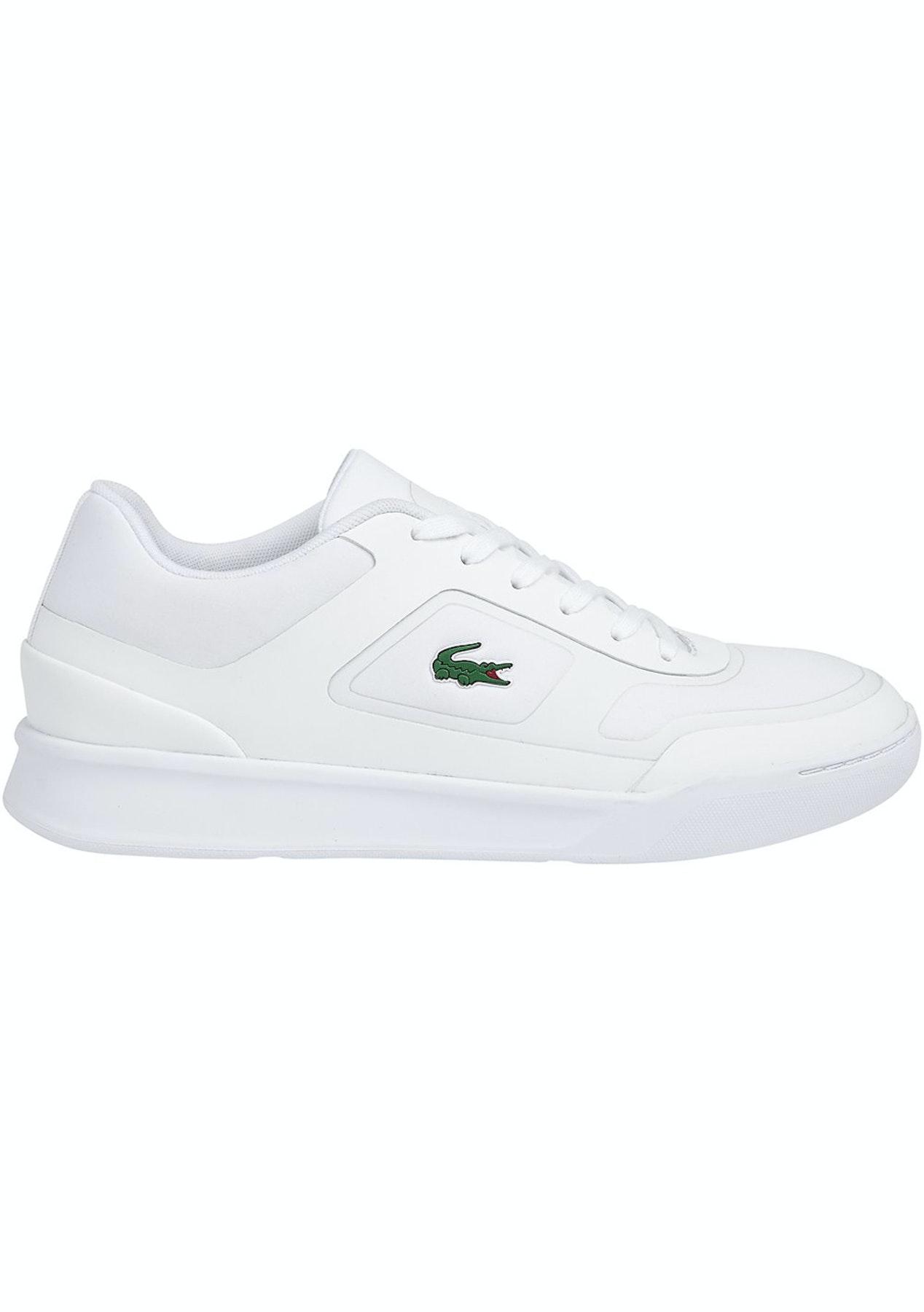 9f504ddba Mens Lacoste - Explorateur Sport 316 1 - White - Mens Shoe Sale - Onceit